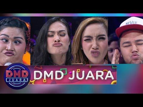 Muuaaaach!! Sayang Ciek Da Challenge Di DMD Juara - DMD Juara (27/9)
