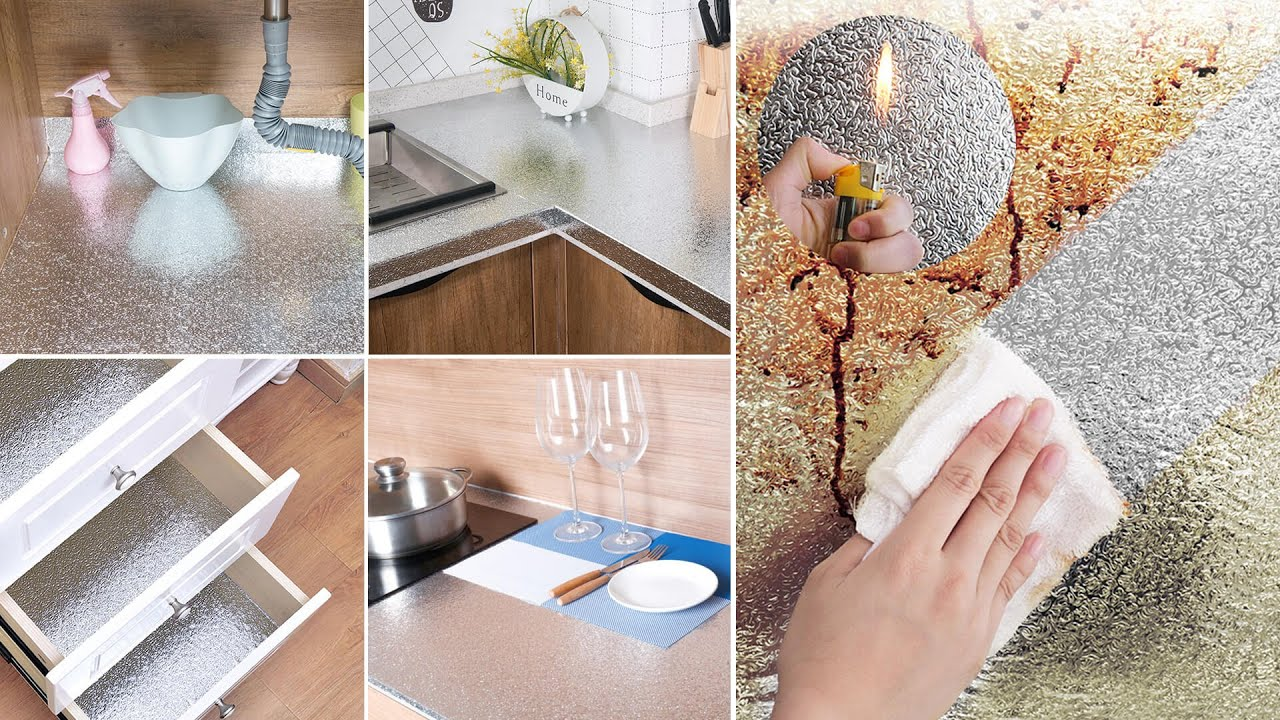Oil Proof Kitchen Stickers Review 2020 Youtube