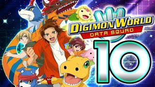 Digimon World Data Squad Walkthrough Part 10 (PS2) [Digimon Savers] Full 10/29