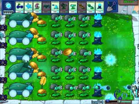 Plants VS Zombies By CoM