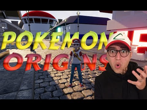 POKEMON ORIGINS | INSANE 3D GRAFIC POKEMON GAME FOR PC!