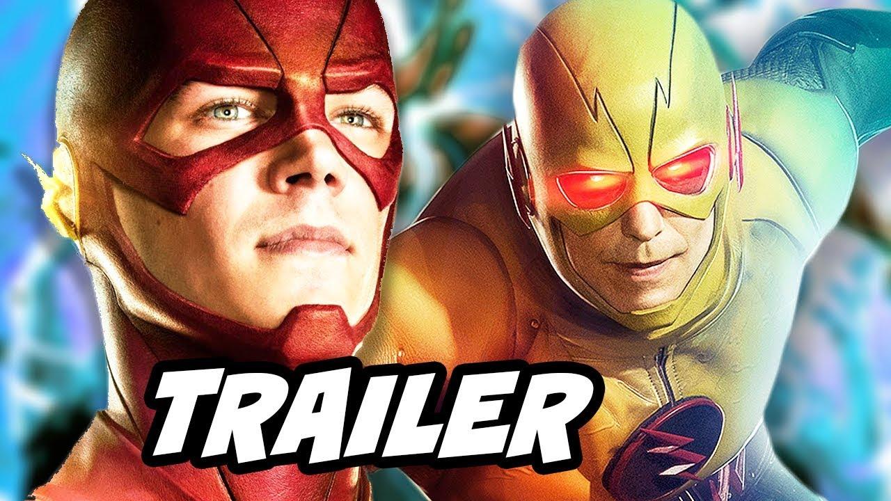 The Flash Season 3 Episode 1 Trailer - Flash vs Reverse Flash