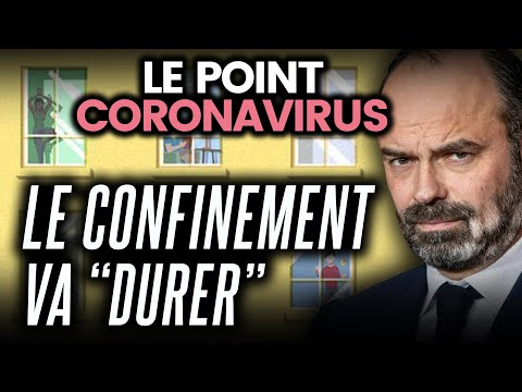 Le confinement va durer, jogging interdit, carte fake... Le point coronavirus