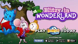 Bingo Blitz - Blitzy in Wonderland Trailer