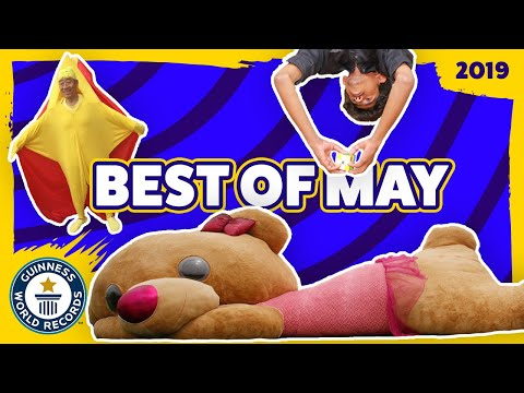 Best of May 2019 - Guinness World Records