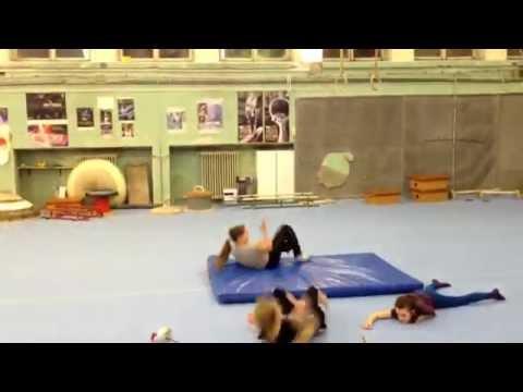 Stunt Association Hungary-Hungarian Stunt Academy  (Gyerek-kaszkadőrök)