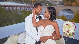 The best Oromo wedding in Minnesota (Chaltu + Aaron)