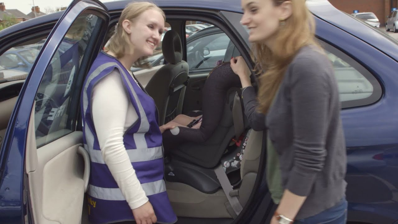 Baby Car Seat Fitting Service Fitting A Car Seat
