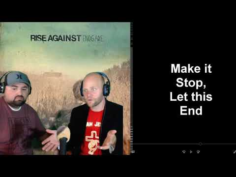 Pastor Reacts | Rise Against-Make it Stop