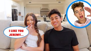 PRANKING My Best Friend with his CRUSH