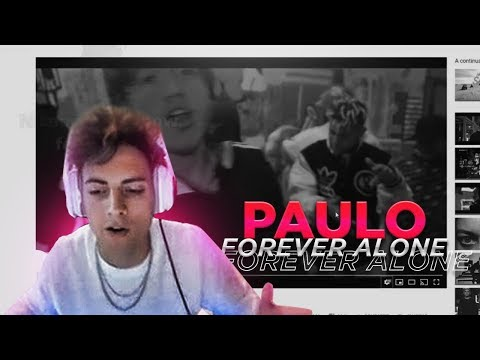 REACCIÓN - Paulo Londra - Forever Alone (Official Video)