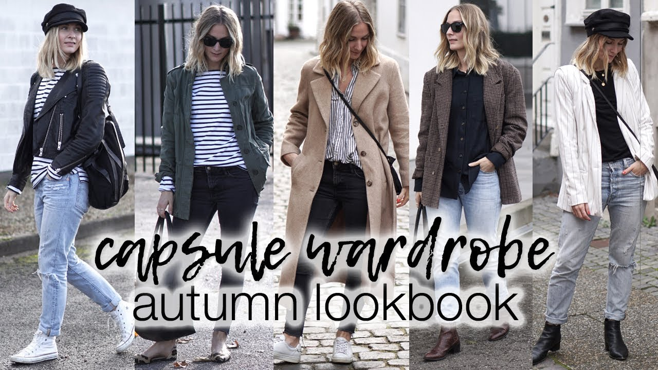 [VIDEO] - Autumn capsule 2017: October lookbook | My 5 favourites 6