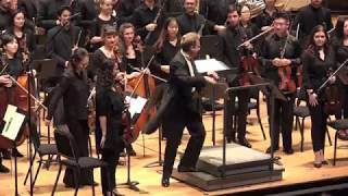 """Post Silentium"" (2012) - Lera Auerbach - Stony Brook Symphony Orchestra"
