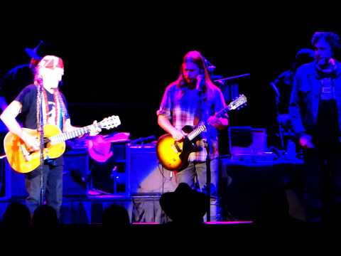 Georgia on My Mind - Willie Nelson @ Blossom Music Center, Cuyahoga Falls - Sep. 15, 2017