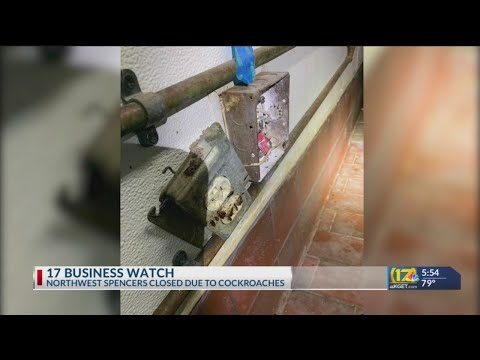 Spencer's Cafe In Northwest Bakersfield Closed After Cockroaches Found