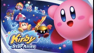 Galacta Knight's Theme - Kirby Star Allies OST Extended