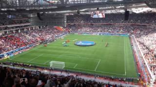 Гимн России на матче Россия-Португалия 21.06.2017