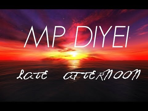 MP DIYEI - Late Afternoon  | BEAT & BASS ALBUM