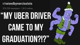 R/raisedbynarcissists reddit