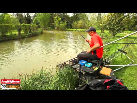 Steve Ringer's Skills School - How to catch more with meat