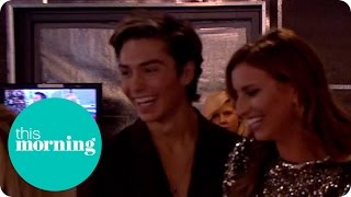 Holly Catches Ferne McCann And George Shelley Snogging | This Morning