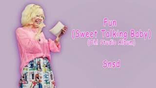 Girls' Generation - Sweet Talking Baby