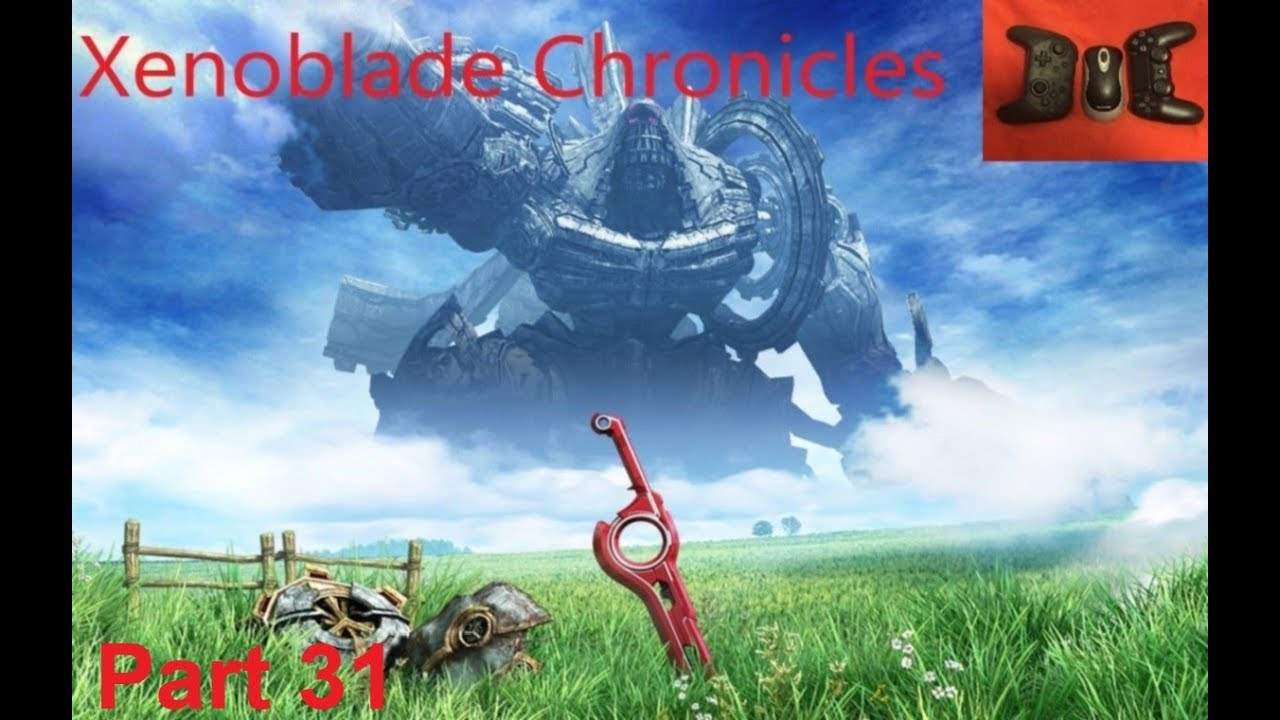 City Of Nope Xenoblade Chronicles Part 31 Youtube