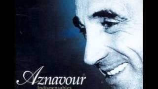 La Boheme Charles Aznavour English