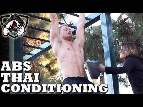 3 Brutal Abs Conditioning Exercises for Fighters