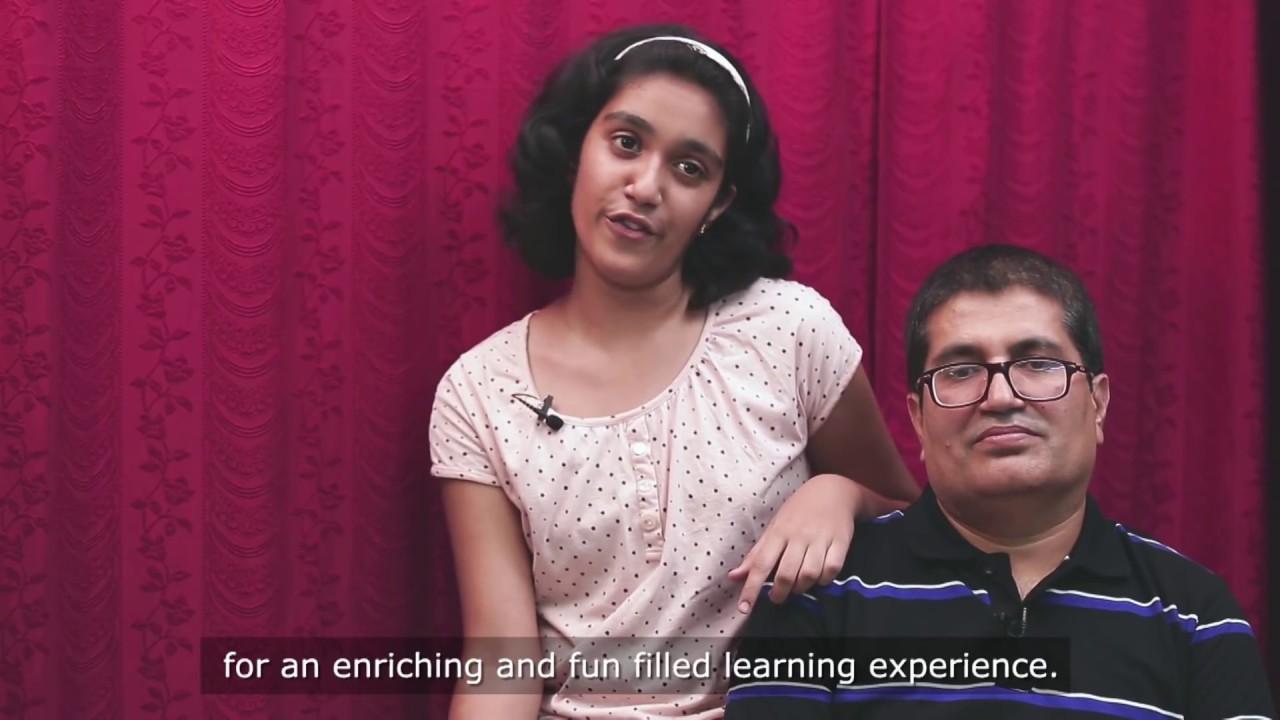 BYJU'S Story - Ananya Jha | Class 8 | Delhi