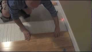 Flooring 101: How To Install a Glue Down Floor