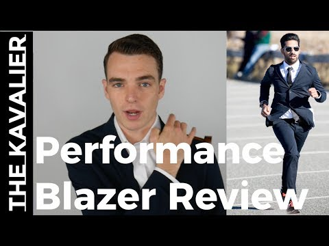 Field Tested: Ministry Of Supply Going Places Blazer   Performance Officewear