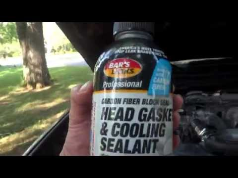 # BARS LEAKS  HEAD GASKET & COOLING SYSTEM SCAM EXPOSED !!