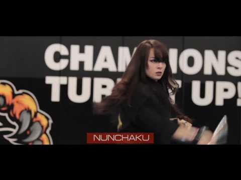Clarissa Villanueva Martial Arts Showreel