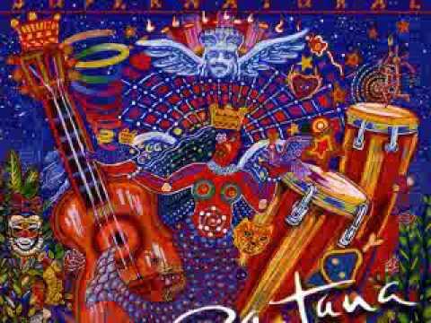 "Carlos Santana ""Africa Bamba"""