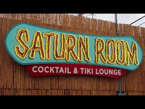 Saturn Room -- Downtown Tulsa's Tiki Bar | JustTulsa.com