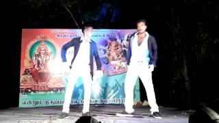 Best Motta Siva ketta Siva adaludan padalai kettu  / kiruba dance parfamance