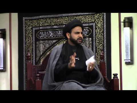H.I. Rizwan Rizvi 6th Majlis   Muharram 1436   October 30th 2014