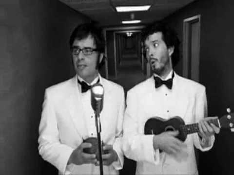 Flight Of The Conchords Mermaids Youtube