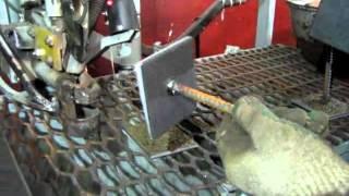 Сварка под флюсом - 5(Процесс сварки под флюсом на машине разработанной И.П. Родионов RWW55@Rambler.ru., 2014-03-19T18:50:50.000Z)