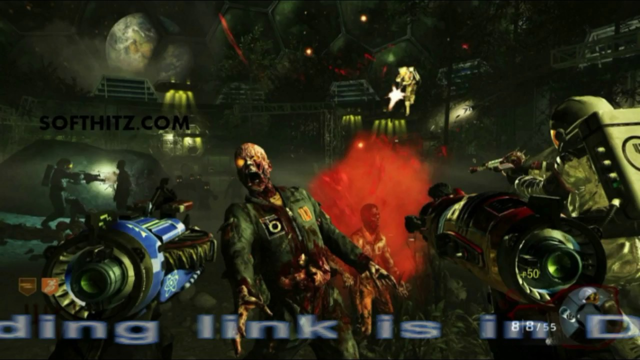 Call of Duty Zombies Apk Mod Data Android (2018) -