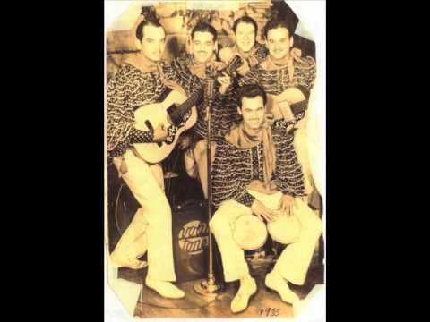 Guajira Guantanamera (original) - Cuarteto Caney 1938.wmv