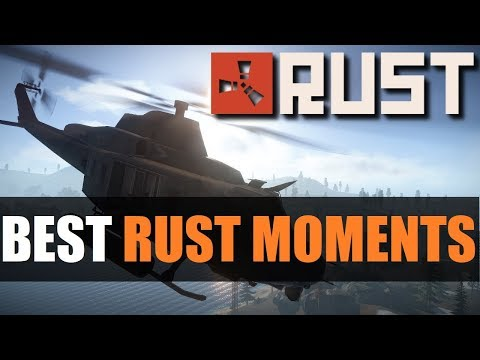 ►Rust: World's most unluckiest Duo - Best Stream Moments