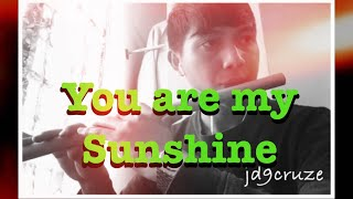 Jimmie Davis - You Are My Sunshine Flute // Balajied Kharkongor
