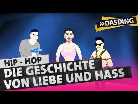 Deutscher Hip-Hop: Die Geschichte von Liebe und Hass | DASDING