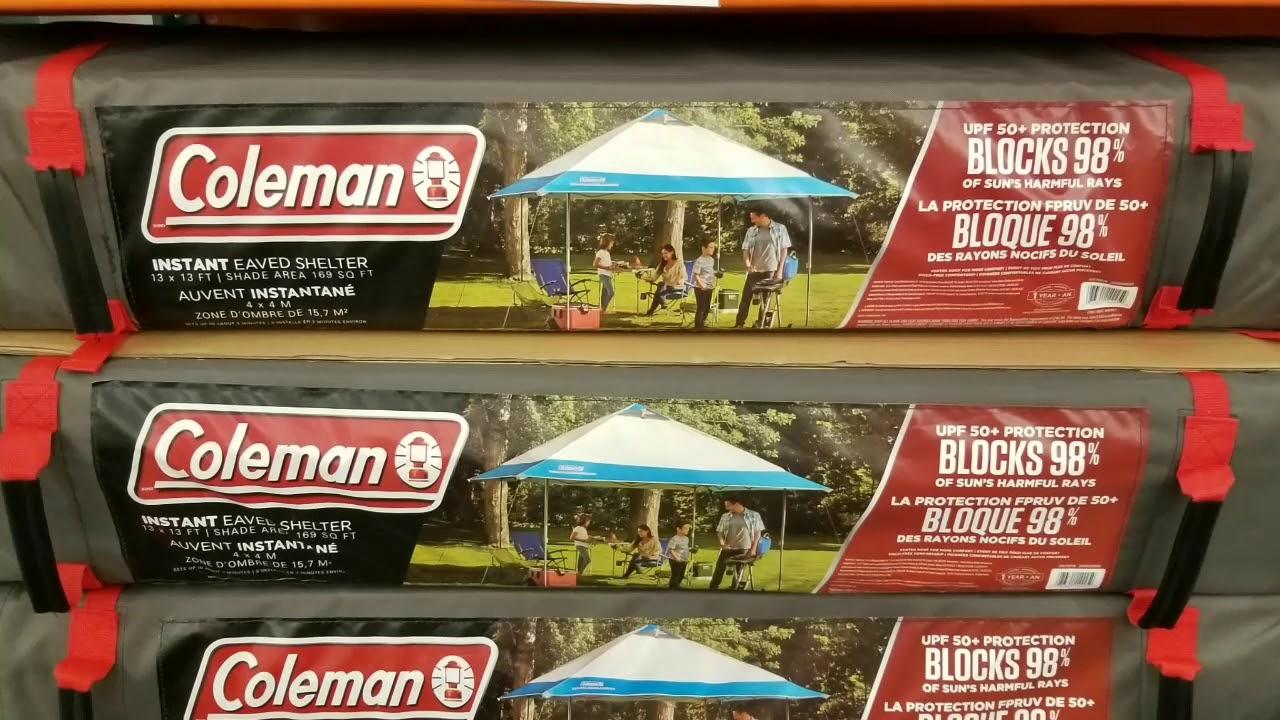 Costco! Coleman 13x13 Instant Canopy! $119!!!