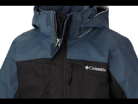 cd30f9b893b Review - Columbia Interchange Jacket System - YouTube