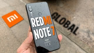 КРУТЕЙШИЙ XIAOMI REDMI NOTE 7 GLOBAL!