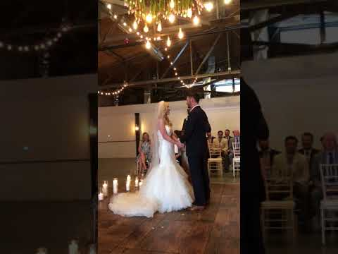 Kevin & Michelle's Wedding at Gather on Broadway Green Bay, WI