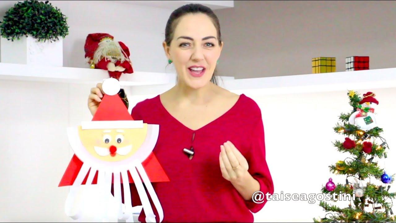 5 Ideias Criativas E Fáceis De Fazer Especial Natal Youtube